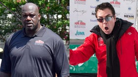 Papa John's spokesman Shaq feuds with ousted pizza chain founder