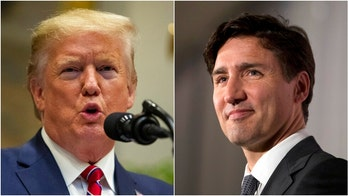 Trump appears to joke, blames Trudeau for being cut from 'Home Alone 2' in Canada