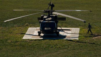 Black Hawk helicopter in Minnesota crashes after takeoff, killing 3 aboard, governor says