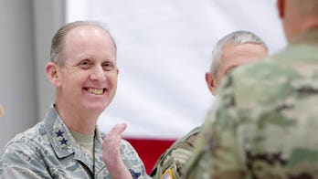Wisconsin National Guard leader resigns over allegations of mishandling sexual harassment complaints