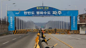 US on high alert for possible 鈥楥hristmas gift鈥� missile from North Korea