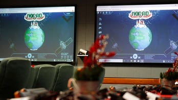 How does NORAD track Santa on Christmas Eve?