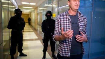 Russian authorities raid office of opposition leader Alexei Navalny