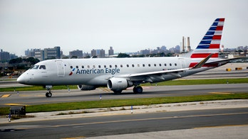 American Airlines aircraft evacuated at Washington airport following reports of smoke in cabin