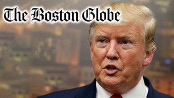 Boston Globe editorial board blames coronavirus' spread on Trump: He has 'blood on his hands'