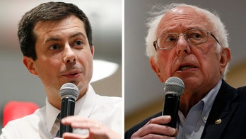 Buttigieg swipes Sanders: 'I was a big fan... when I was 18 years old'