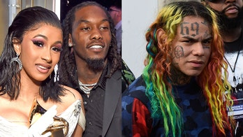 Cardi B defends husband Offset against allegations he hit on Tekashi 6ix9ine's girlfriend
