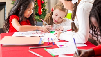 Christmas cards banned at England school by principal concerned about their environmental impact