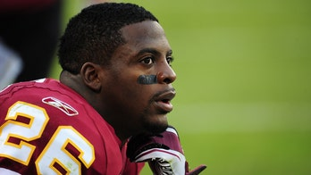 Lawyer for Clinton Portis, one of 10 retired NFL players charged in federal fraud case, reacts