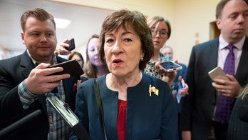 Sen. Collins refuses to say whether she'll vote for Trump, signals she won't campaign against Biden