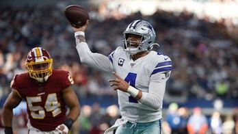 Cowboys' Dak Prescott to 'focus on the now' ahead of season's start