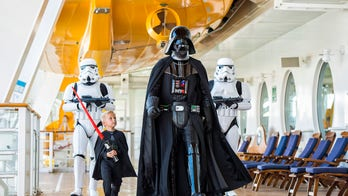 Disney cruises to celebrate 'Star Wars Day at Sea,' but it's not for casual fans: 'There's no getting away from it'