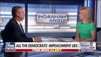 Rep. Doug Collins claims Jerry Nadler hung up on him during Trump impeachment discussion