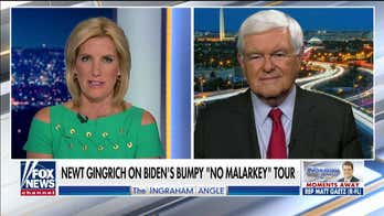 Newt Gingrich urges Pelosi to re-read Starr report on Bill Clinton, note how many times word 'guilty' appears