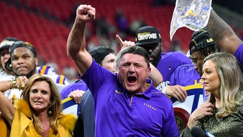 LSU's Ed Orgeron on getting back onto football field: 'Safety is the No. 1 priority for all our players'