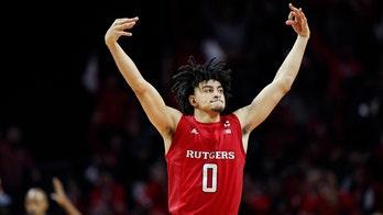 Rutgers beats No. 22 Seton Hall, Pirates star Powell injured