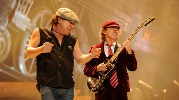AC/DC reuniting with Brian Johnson for new album, famous friend says