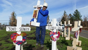 Illinois man who delivered tens of thousands of crosses to victims of tragedy retires