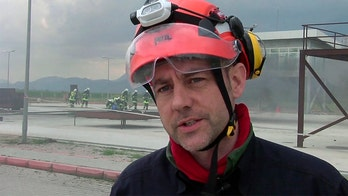 White Helmets rescue group founder died from fall in Istanbul, investigators say