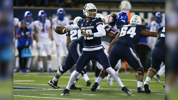 Utah State's Jordan Love among players cited for marijuana possession ahead of Frisco Bowl