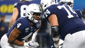 No. 13 Penn State tops No. 15 Memphis 53-39 in Cotton Bowl