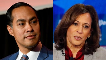 Juli谩n Castro accuses media of 'double standard' in covering Kamala Harris campaign