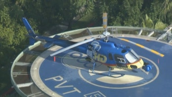 Los Angeles television station says chopper struck by drone, forced to make precautionary landing