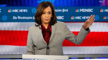 Kamala Harris' drift left becomes target as GOP aims to define Dem ticket as 'radical'