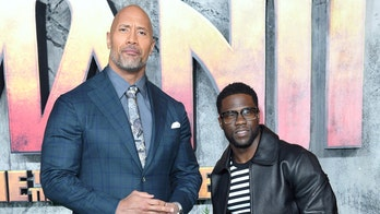 Dwayne 'The Rock' Johnson on learning of Kevin Hart's car crash: 'My heart stopped'