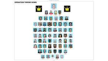 62 members of Latin Kings charged after large scale bust