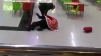 Mall Santas in Russia get into fight in front of kids, allegedly over 'mafia-style territorial dispute'