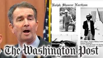 Washington Post praises Ralph Northam post-blackface scandal, says they were 'wrong' to call for resignation
