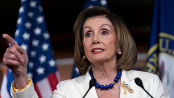 Pelosi campaign selling 'Don't Mess with Nancy' shirts after tussle with reporter