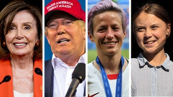 Trump joins Nancy Pelosi, Greta Thunberg, whistleblower as Time 'Person of the Year' finalists