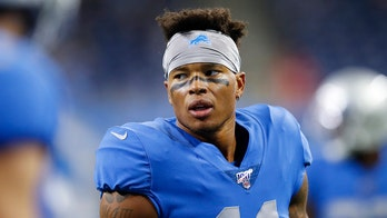 Lions' Marvin Jones reveals he nearly quit 'everything' after sudden death of 6-month-old son