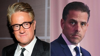 Charlie Hurt riffs on 'absolutely amazing' Joe Scarborough theory that Hunter Biden scandal 'helps' his father