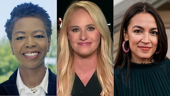 'Give the Democratic Darling a run for her money': Tomi Lahren backs AOC challenger