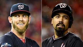 Washington Nationals can only afford Stephen Strasburg or Anthony Rendon, team owner says