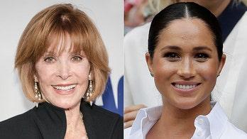 Stefanie Powers says Meghan Markle鈥檚 job is 鈥榯o be Harry鈥檚 wife, not change the royal dynamic鈥�