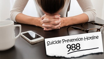 Feds to set up 3-digit suicide hotline number to try saving lives