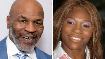 Mike Tyson teaches Serena Williams to box, says he'd be afraid to fight her
