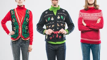 Alaska Airlines celebrating 'National Ugly Sweater Day' with priority boarding for anyone in festive top