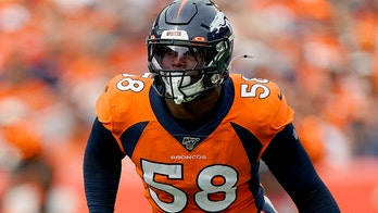 Broncos sad Miller won't have big year he worked so hard for