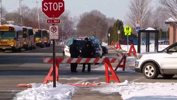 Armed Wisconsin high school student, resource officer injured in shooting incident