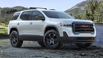 Test drive: The 2020 GMC Acadia AT4 is an off-roadish SUV