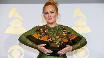 Adele appears to reveal when fans can 'expect' her next album during performance at best friend's wedding