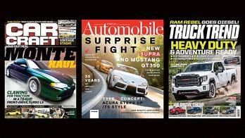 MotorTrend publisher TEN Publishing discontinuing 19 automotive magazines