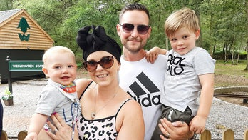 Mom discovers cancerous lump while breastfeeding son: 'It was a shock'