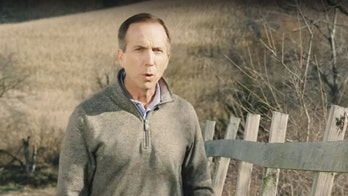 GOP's Joni Ernst portrayed as gun-firing sniper in Democratic challenger's campaign ad