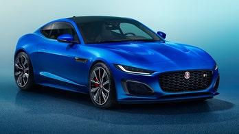 2020 Jaguar F-Type gets new style, fewer models